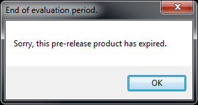 AutoCAD This Pre-Release Product Has Expired