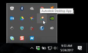 Windows System Tray