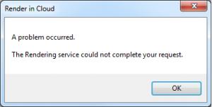 CADD Care: Revit Live 1 8 breaks Revit cloud rendering - CADD