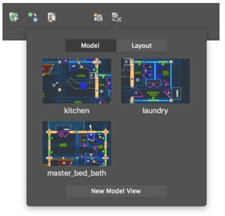 AutoCAD 2019 for Mac View Gallery