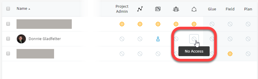 Assigning Design Collaboration to BIM 360 Project Team Member