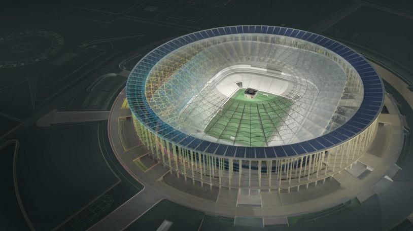 AutoCAD Stadium