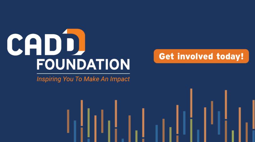 CADD Foundation Social Media Graphic (LinkedIn)