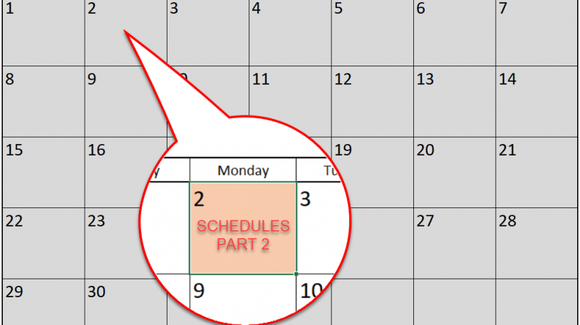 Revit Schedule Series Part 2 - General Graphics - CADD