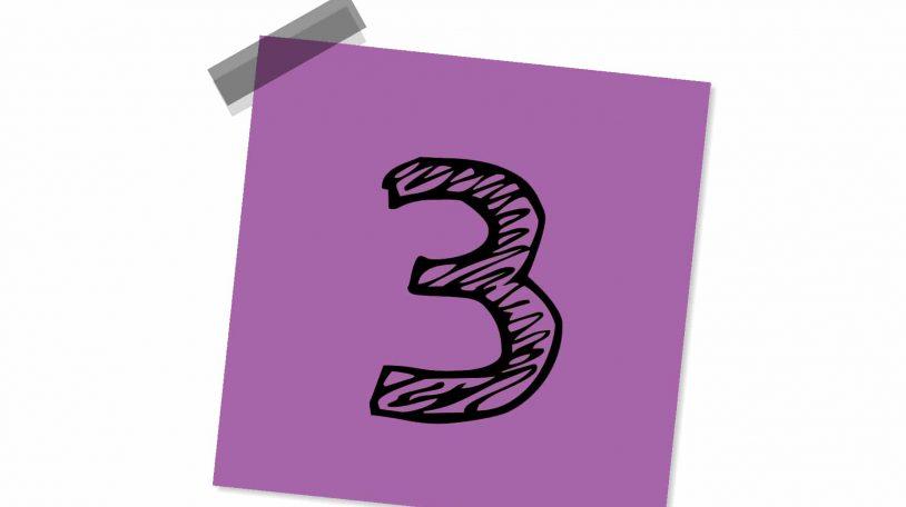 Three-Purple