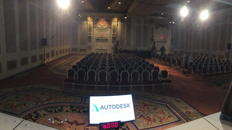 Autodesk University Community Voting