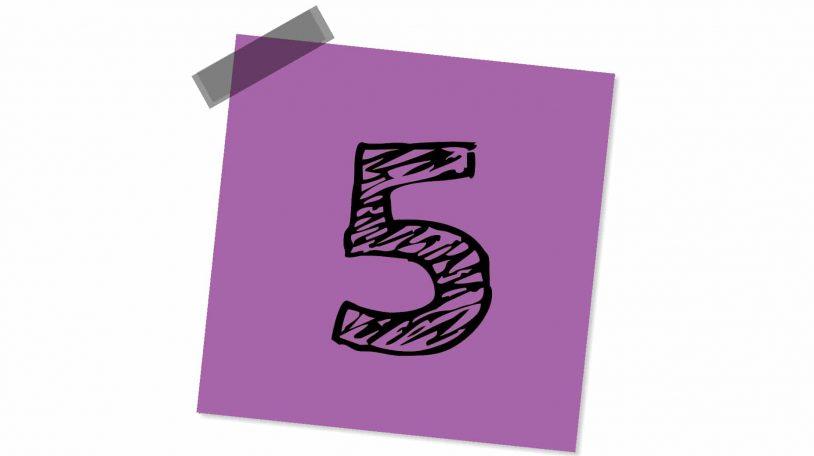 five-Purple
