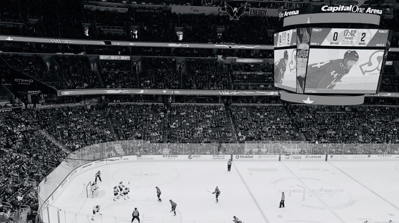 Washtington Capitals Stanley Cup Autodesk ReCap Tips