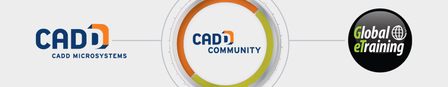 CADD Microstystems + CADD Community + Global eTraining