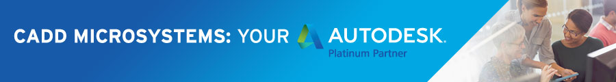CADD Microsystems - Your Autodesk Platinum Partner