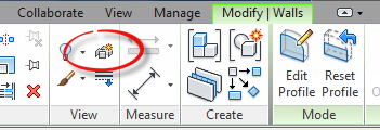 Revit Architecture 2014 - Using Displaced Objects
