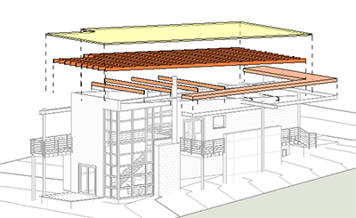 Revit Architecture 2014 Displaced Objects