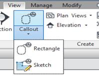 Revit Architecture 2014 - Creating non-rectangular callouts