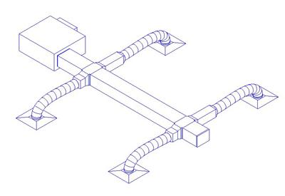 Autodesk Revit MEP 2014 - Cap Open Ends