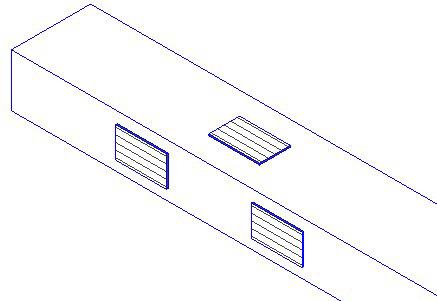 Autodesk Revit 2014 - Duct Terminal