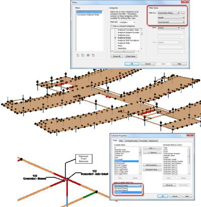 Autodesk Revit Structure 2014 - Enhanced Analytical Model