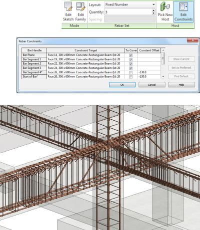 Autodesk Revit Structure 2014 - Reinforcement Enhancements