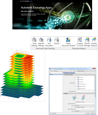 Autodesk Revit Structure 2014 - Autodesk 360 Structural Analysis