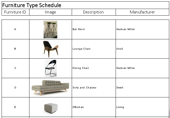 New features cadd microsystems - Interior design schedule template ...